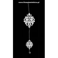 Girlanda ornament duży i mały