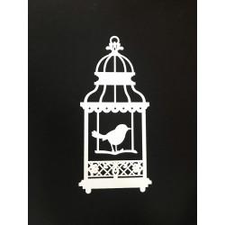 Ptaszek w klatce